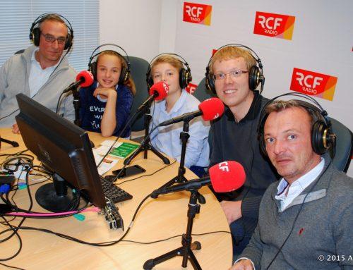 Entretien sur RCF Nord de France, dans l'émission «Tout un monde»