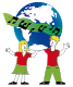 Les Amis de Tous les Enfants du Monde Logo